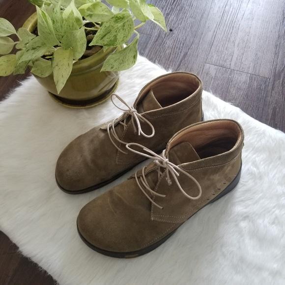 7408b19ea40f Birkenstock Other - Mens Birkenstock boots by footprints